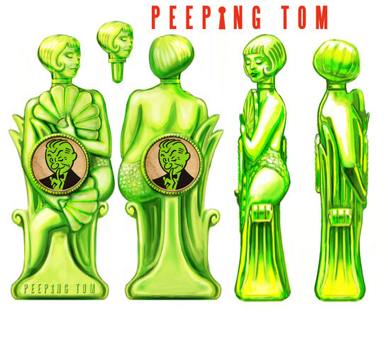 Archivo:Peeping Tom Bottle.jpg
