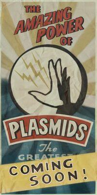 Bio2M PP The Amazing Power of Plasmids Poster