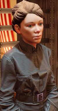 Esther Mailer Bioshock Infinite