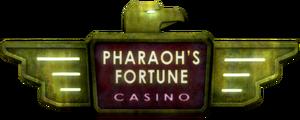 00 Phereoh's Fortune Casino Logo