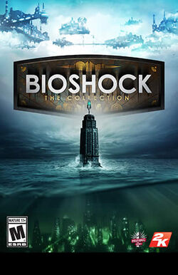 Bioshock the collection fob