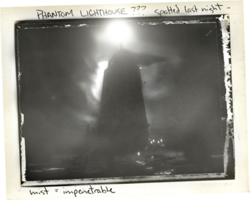 Day176 item931 phantom lighthouse