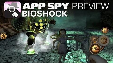 Wuzeltown/BioShock für iOS Geräte angekündigt
