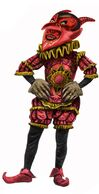 Carnival Devil Concept Art