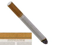 Pipe Weather cigarette