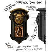 Comstock House Gate Automaton Concept