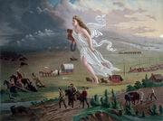 American Progress painting