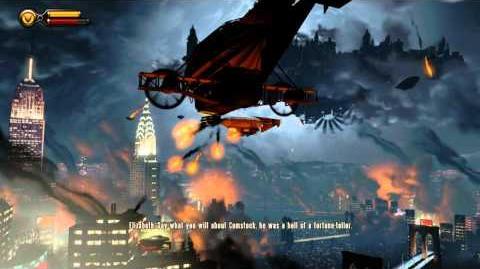 BioShock Infinite - New York Burning