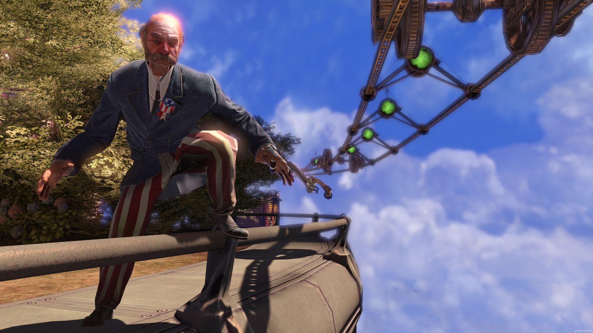 Henry saltonstall bioshock wiki fandom powered by wikia - Bioshock wikia ...