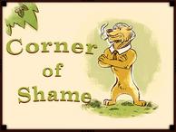 Corner of Shame poster