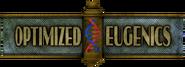 Optimized Eugenics Logo