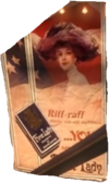 BioI Unused First Lady Cigarettes Advertisement