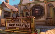 Labor Agitators