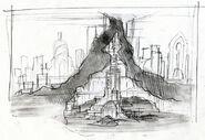 Minerva's Den Vulcano Concept