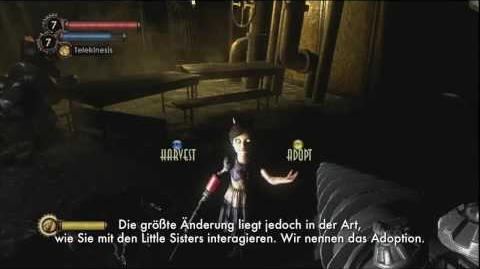 Bioshock 2 Gameplay Walkthrough - Die ersten neun Minuten