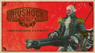 BioShock Infinite Motorized Patriot Steam Trading Card