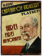 Captain of Industry Playset poster