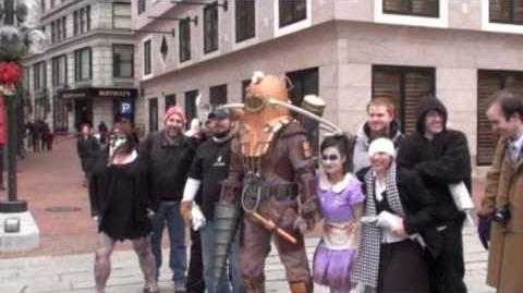 Splicers Unite Boston HD