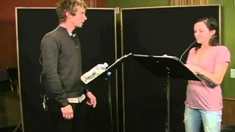 Troy & Courtnee first Audition