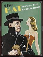 Rapture Billboard Hat Gentleman DIFF