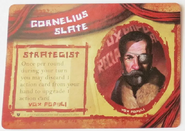 Cornelius Slate BioShock Infinite The Siege of Columbia Leader Card