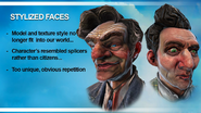Stylized Faces 1