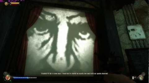 Bioshock Infinite - Subliminal Movie Reel