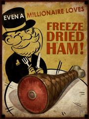 FreezeDriedHam