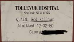 Rod Killian Quain folder
