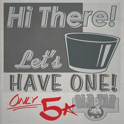 Alternate Old Tom Whiskey Poster