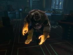 MD Fiery Brute Splicer