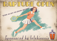 Rapture open