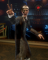 BioShock 2-Reed Wahl encountered in The Thinker - V sign f0369.png