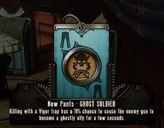 Ghost Soldier Gear