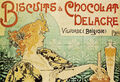 Henri Privat-Livemont - Biscuits & Chocolat Delacre Poster 1896.jpg