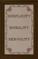 Cross-stitch Simplicity Humility Servility.png