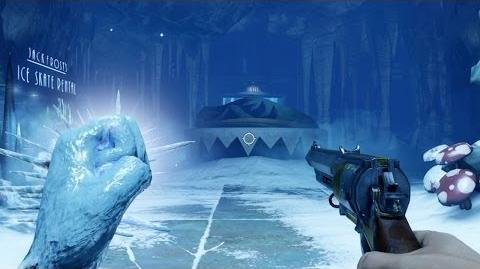 BioShock Infinite's Old Man Winter Plasmid - IGN Conversation