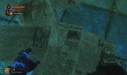 Hojas de Rapture Tribune (BioShock 2)