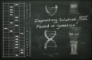 Chalkboard Imprinting Solution Not In Genetics
