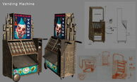 Bio Vending Machine Concepts & Model