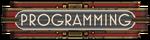 Programming Sign