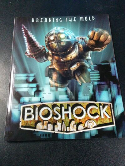 Fake-BioShock-Breaking-the-Mold-Artbook-on-eBay-Front-Cover