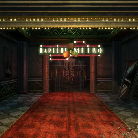 Estación de Fort Frolic (multijugador de BioShock 2)
