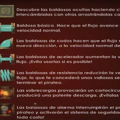 Tipos de baldosas en BioShock.