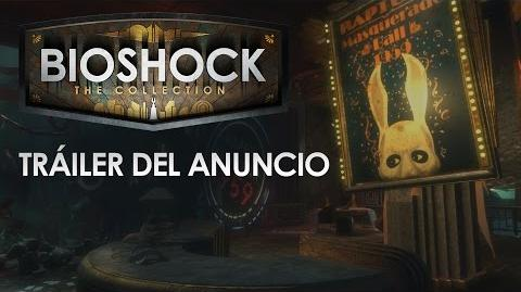 BioShock The Collection – Tráiler de anuncio