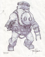 Early Slow-Pro Concept Art
