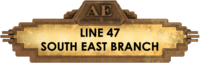 GEN Metro Tunnel Sign Line47