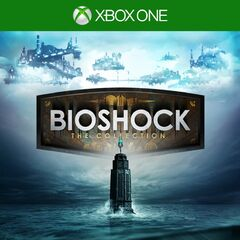 BioShock: The Collection için <i>Xbox One kutusu</i>.