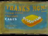Creme-Filled Cake