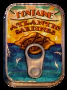 Atlantic Sardines tin